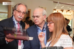 Open Dental Community Congress Varsovia.Implantes Valladolid Dr Rey Gil