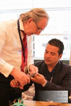Entrenamiento Implantes Varsovia.Dr Rey Gil.
